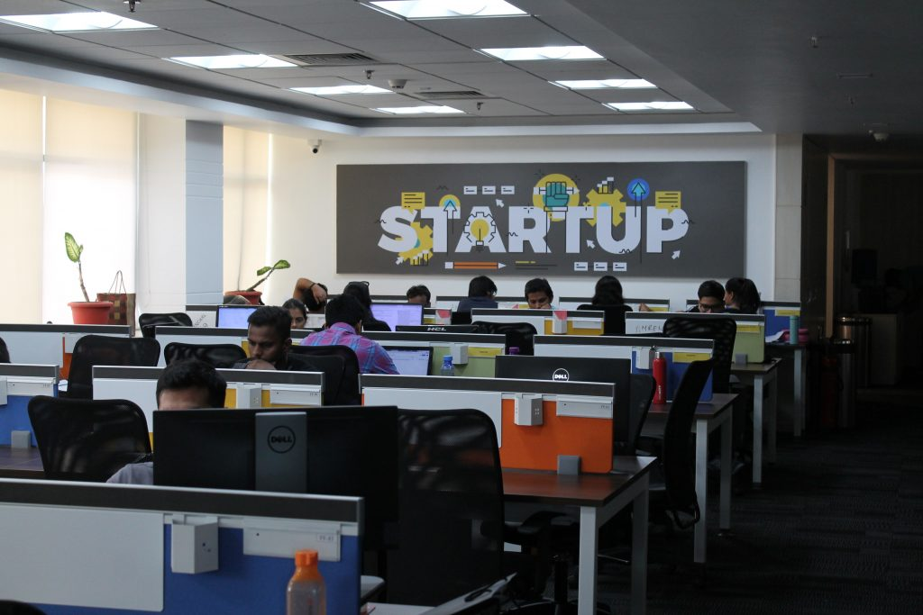 Collaborative Coworking Spaces For Rent In Noida Sector